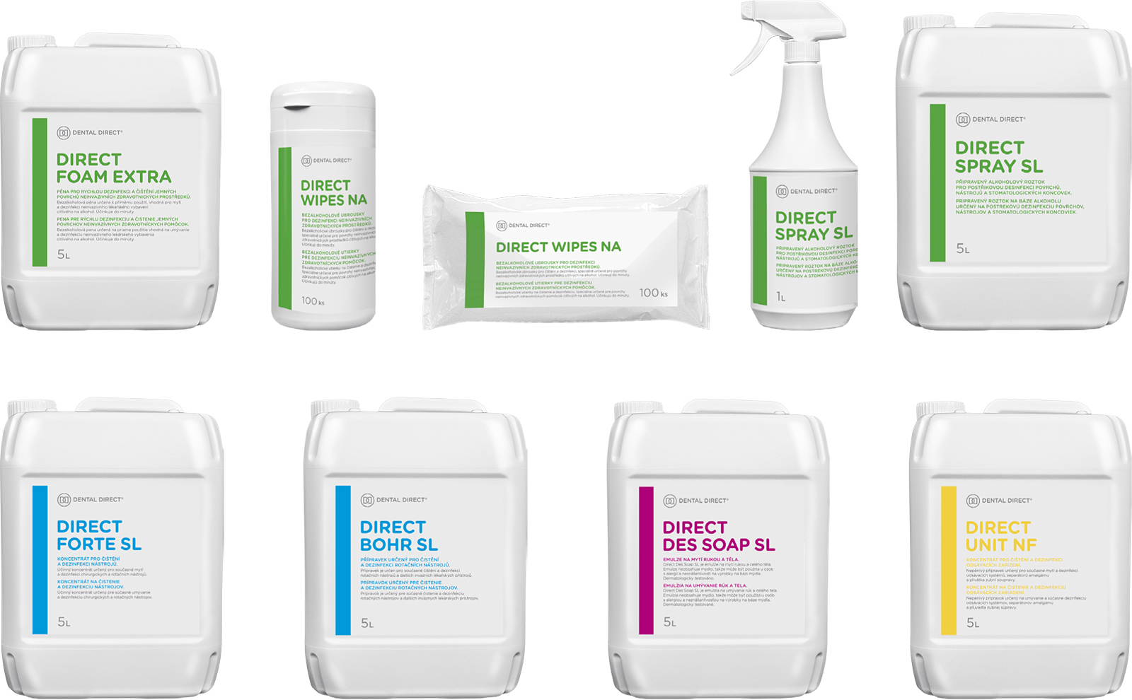 Dental Direct products